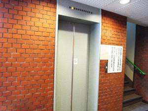 ハイマート渋谷神泉 エレベーター