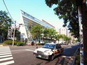 ハイマート渋谷神泉 旧山手通り