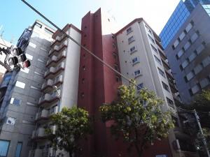 ハイマート渋谷神泉 外観