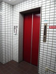 扶桑ハイツ早稲田 エレベーター